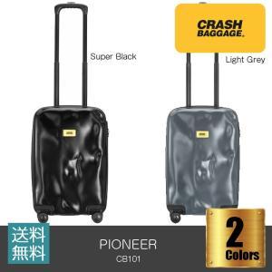 CRASH BAGGAGE PIONEER [CB101] 40L 1〜3泊用 クラッシュバゲージ パイオニア 機内持ち込みサイズ
