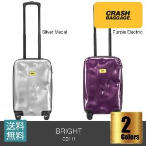 CRASH BAGGAGE BRIGHT [CB111] 40L 1〜3泊用 クラッシュバゲージ ブライト 機内持ち込みサイズ