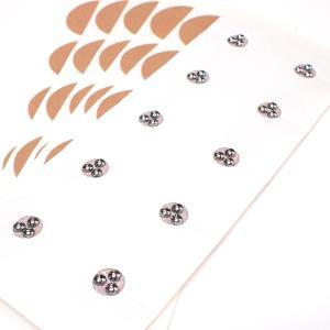 公式 直営ショップ ゲルマニウム 粒   貼る 3ミリ 30粒 日本製 ピークパイン 高千穂金属|peakpine-shop