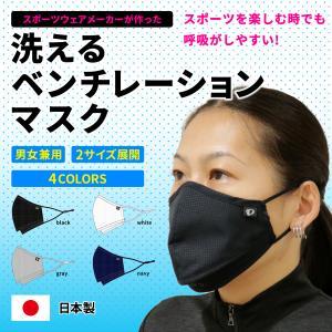 ベンチレーションマスク。通気性がよくサラッと快適 。仕事・プライベートで大活躍(日本製) pearlizumi-original