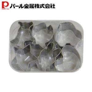 パール金属 【業務用】 野菜 抜き型 (小) 6P C-9535