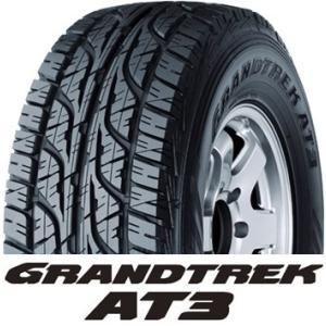 DUNLOP(ダンロップ) GRANDTREK グラントレック AT3 225/80R15 105S BL pearltireweb