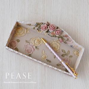 プリンセスローズマルチトレー 薔薇雑貨 バラ雑貨 ばら雑貨 ...