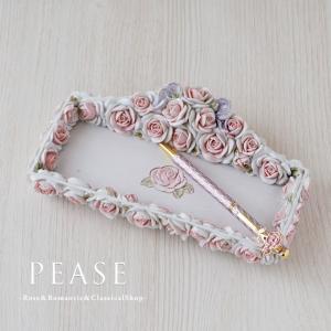 プリンセスローズマルチトレー  薔薇雑貨 バラ雑貨 ばら雑貨...