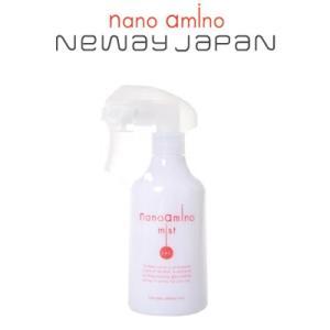 ニューウェイジャパン ナノアミノ ミスト 300mlスプレータイプ|pechka