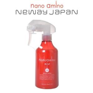 ニューウェイジャパン ナノアミノ デザインリペアミスト 300mlスプレータイプ|pechka