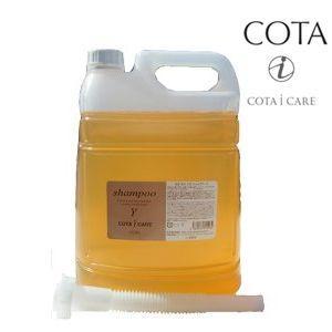 送料無料 COTA i care コタ アイケアシャンプー Y 5リットル業務用|pechka