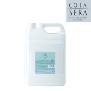 送料無料 COTA SERA コタセラ シャンプー医薬部外品5リットル業務用|pechka