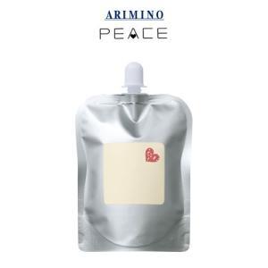 アリミノ ピース ナチュラルウェーブ ホイップ  400ml詰替え用レフィル|pechka