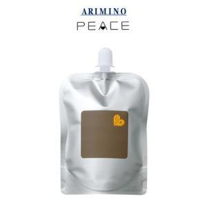 アリミノ ピース ライトワックス ホイップ  400ml詰替え用レフィル|pechka