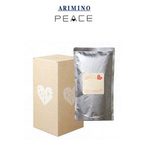 アリミノ ピース モイストミルク 詰め替え用 レフィル200ml×3袋入り|pechka