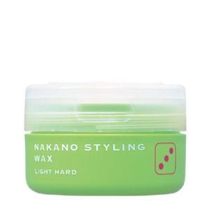 ナカノ スタイリング ワックス3 ライトハード 90g