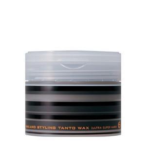 ナカノ スタイリング タント ワックス6 ウルトラスーパーハード 90g|pechka
