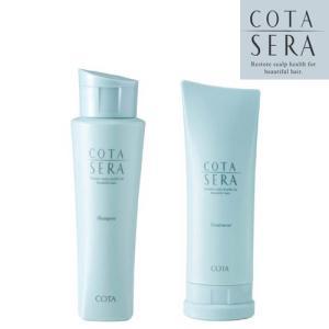 COTA SERA コタセラ医薬部外品 シャンプー200mlトリートメント200gセット|pechka