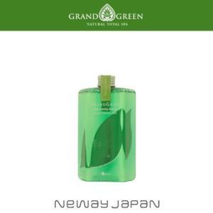 ニューウェイジャパン グラングリーン ディープクレンジングシャンプー 280ml pechka