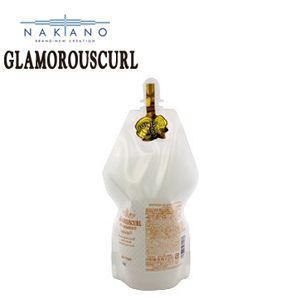 ナカノ グラマラスカール リペアメント ハリコシスタイル 400ml詰替え用|pechka