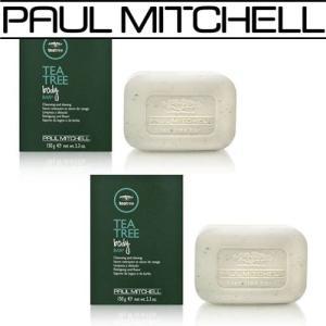 ポールミッチェル ティーツリー ボディバー 150g ×2コセット|pechka
