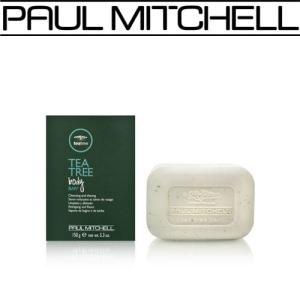 送料無料 ポールミッチェル ティーツリー ボディバー 150g|pechka