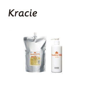 クラシエ スキニッシュ パウダリーミルク  (ひげそり用) 1000ml※アプリケーター(容器)は別売です。|pechka