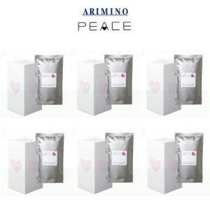 アリミノ ピース グロスミルク 詰め替え用レフィル200ml×3袋入り 6箱セット 送料無料|pechka