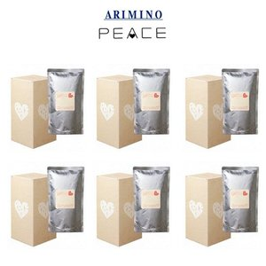 アリミノ ピース モイストミルク 詰め替え用 レフィル200ml×3袋入り 6箱セット 送料無料|pechka