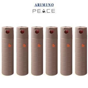 アリミノ ピース ワックススプレー 200ml 6本セット 送料無料|pechka