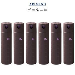 アリミノ ピース カールスプレー 200ml 6本セット 送料無料|pechka