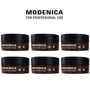 ナカノ モデニカ ワックス 6 ウルトラスーパーワックス 60g 6個セット|pechka