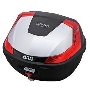 GIVI モノロックケース トップケース シルバー 汎用ベース付き 37L B37G730 7803...