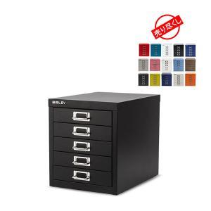 BISLEY ビスレー マルチ収納ケース / キャビネット Basic 12 ベーシック 12 【5段】 multidrawer 5 H125NL