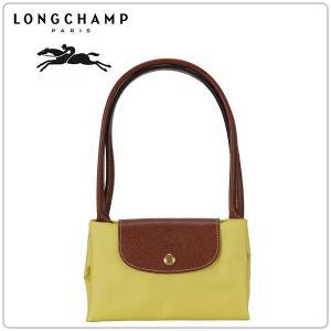 ロンシャン LONGCHAMP ル・プリアージュ トートパック Le Pliage Tote Bag Lemon イエロー 2605089174|peeweebaby-gulliver