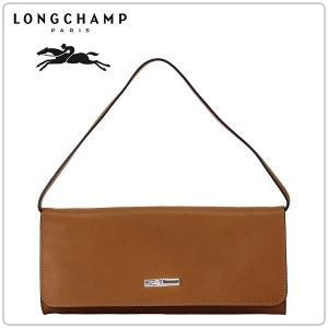 ロンシャン LONGCHAMP ロゾ エリタージュ クラッチバッグ Roseau Heritage Clutch Bag サハラ Sahara 2034766326|peeweebaby-gulliver