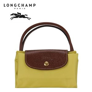 ロンシャン LONGCHAMP ル・プリアージュ トートパック Le Pliage Handbag Citron イエロー 1621089174 折畳み|peeweebaby-gulliver