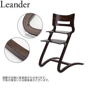 【訳あり】 リエンダー ハイチェア ベビーチェア 木製 ベビー 軽い 椅子 いす 北欧家具 子供用 ストッケ Leander High Chair|peeweebaby-gulliver|02