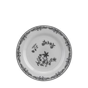 ロールストランド Rorstrand プレート オスティンディア スヴァルト 21cm 皿 食器 磁...