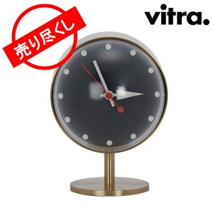 Vitra ヴィトラ Desk Clocks デスク クロック 時計 Night Clock Brass ブラス(215 021 01) 215 021 01 あすつく