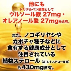 オメガ7高含有サプリメント モンゴル産『シーベリーオイル』90粒|pejapan|04