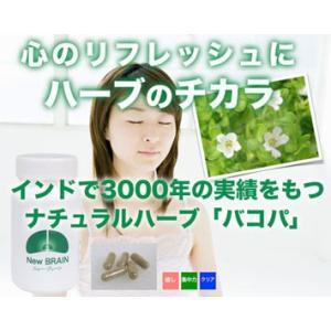 伝承ハーブ・バコパ配合『ニュー・ブレーン』60粒|pejapan|02