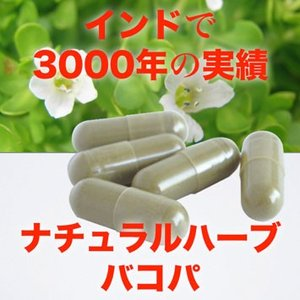 伝承ハーブ・バコパ配合『ニュー・ブレーン』60粒|pejapan|03