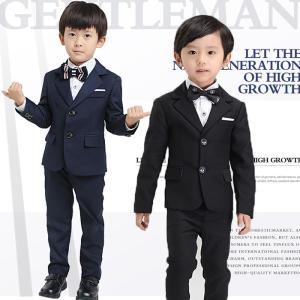 男の子 スーツ フォーマル 子供 セットアップ 子供服 ジュ...