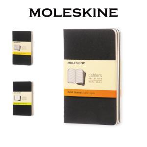 【正規販売】MOLESKINE モレスキン カイエジャーナル 3冊セット カードボード 横罫 方眼 ...