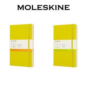 【正規販売】MOLESKINE モレスキン カラーノートハードカバー 横罫 無地 タンジェリンイエロ...