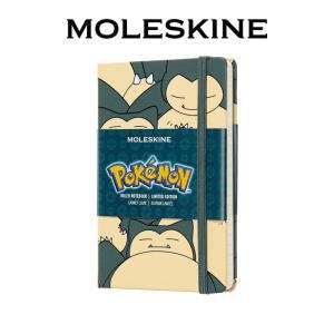 【正規販売】MOLESKINE モレスキン ポケモン限定版 ノートブック 横罫 P