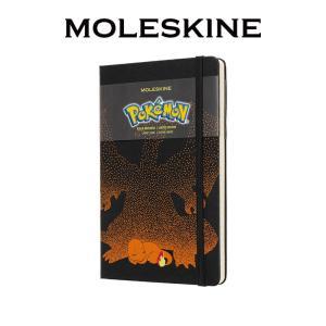 【正規販売】MOLESKINE モレスキン ポケモン限定版 ノートブック 横罫 L
