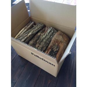 薪(ナラ) 山形県産 (約30cm)25kg ...の詳細画像1