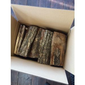 薪(ナラ) 山形県産 (約30cm)25kg ...の詳細画像3