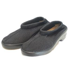 エリオさんの靴 ステップス STEPS 黒 ブラック アルコペディコ ARCOPEDICO シューズ|pendant
