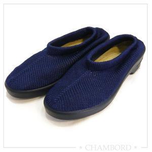 エリオさんの靴 ステップス STEPS ネイビー紺 アルコペディコ ARCOPEDICO サイズ交換返品不可|pendant