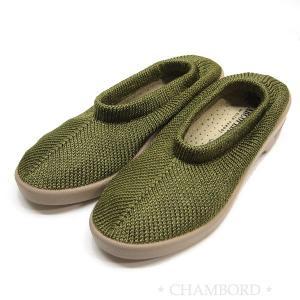 エリオさんの靴 ステップス STEPS カーキ アルコペディコ ARCOPEDICO スリッポンシューズ サイズ交換返品不可|pendant