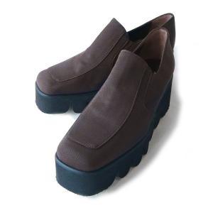 アンジェラ 靴 ローカット シューズ キャタピラ ソール ANGELA-052 ブラウン 茶色限定 在庫処分 セール アウトレット|pendant